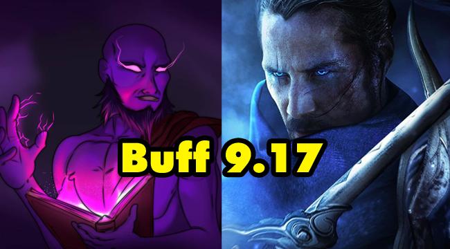 Liên Minh Huyền Thoại: Riot Games hé lộ buff/nerf phiên bản 9.17 – Yasuo và Ryze sẽ tìm lại ánh hào quang!