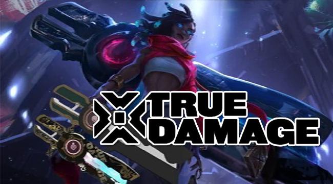 LMHT: Riot Games chuẩn bị ra mắt ban nhạc True Damage/ Sát Thương Chuẩn cạnh tranh với K/DA