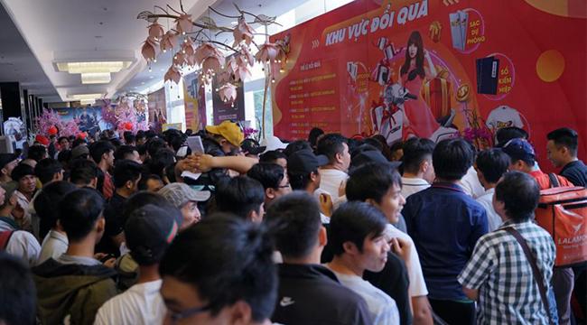 Fun Festival 2019 Hồ Chí Minh bùng nổ với sự phấn khích của game thủ tham dự