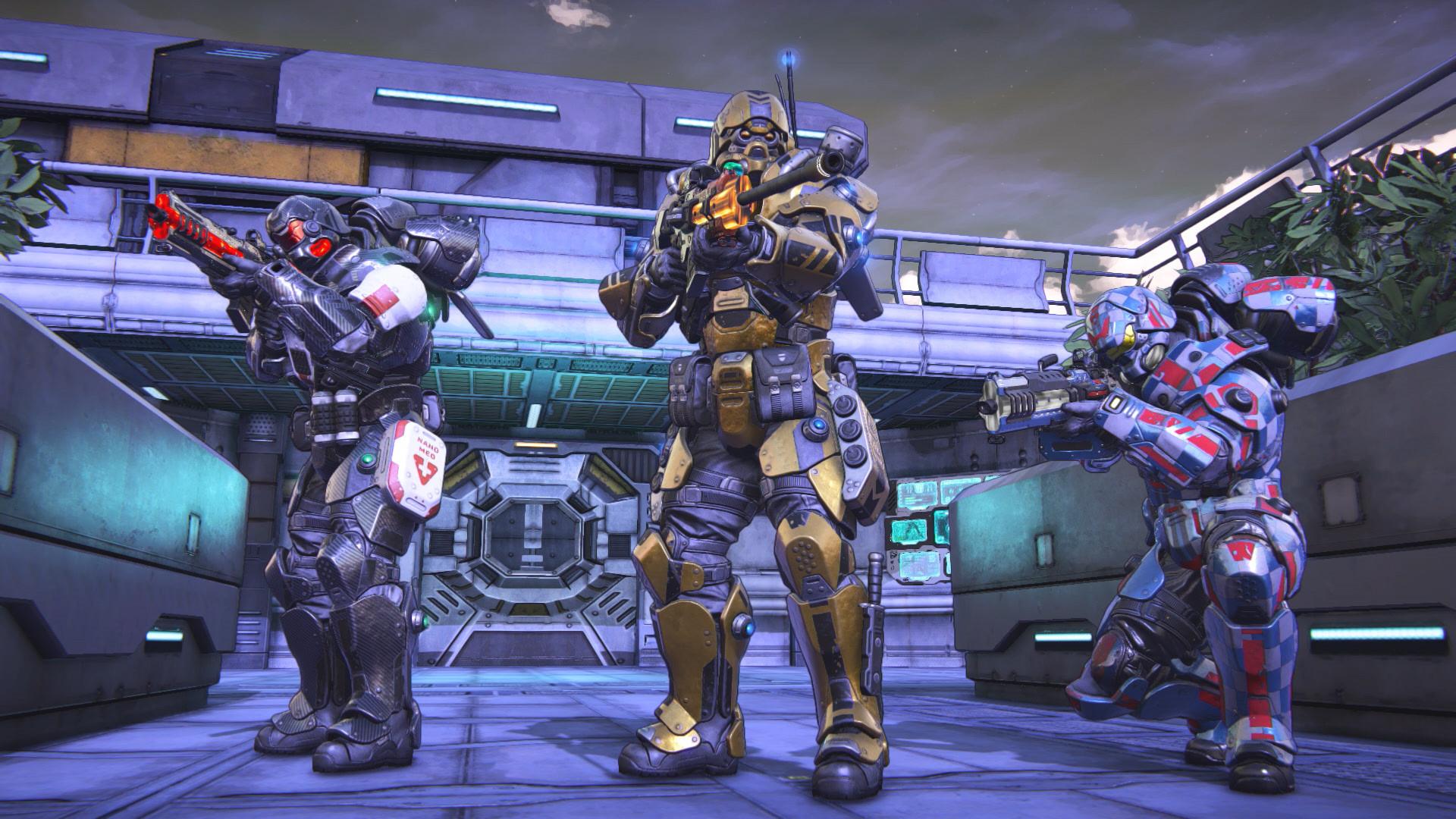 PlanetSide Arena: game bắn súng có chế độ Battle Royale hỗ trợ tới … 300 người chơi