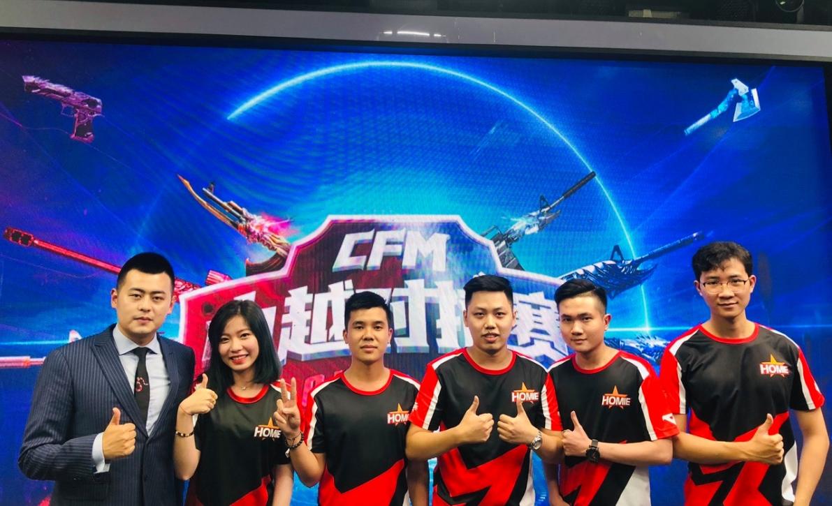 CrossFire Legends: Giải đấu Song Hùng chính thức khởi tranh, Homie giành thắng lợi ở ngày ra quân