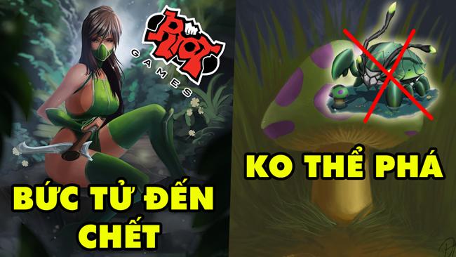 Update LMHT: Riot Games muốn bức tử Akali đến chết – Cua Kỳ Cục không thể phá nấm Teemo