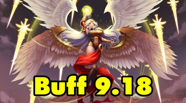 Liên Minh Huyền Thoại: Kayle sẽ tiếp tục được tăng sức mạnh trong phiên bản 9.18