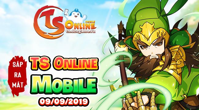 5 Lý do tại sao bạn nên thử ngay TS Online Mobile khi game ra mắt