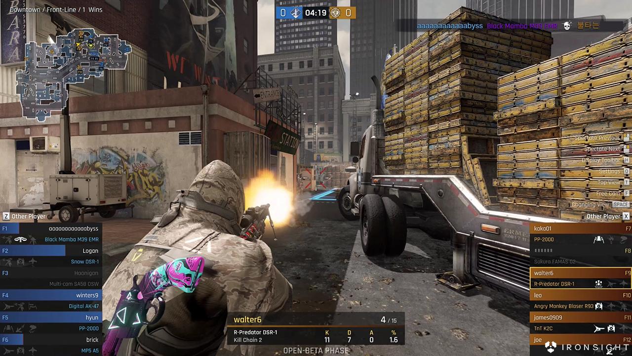Ironsight – game bắn súng hightech còn có cả phiên bản OBT châu Á trên Steam
