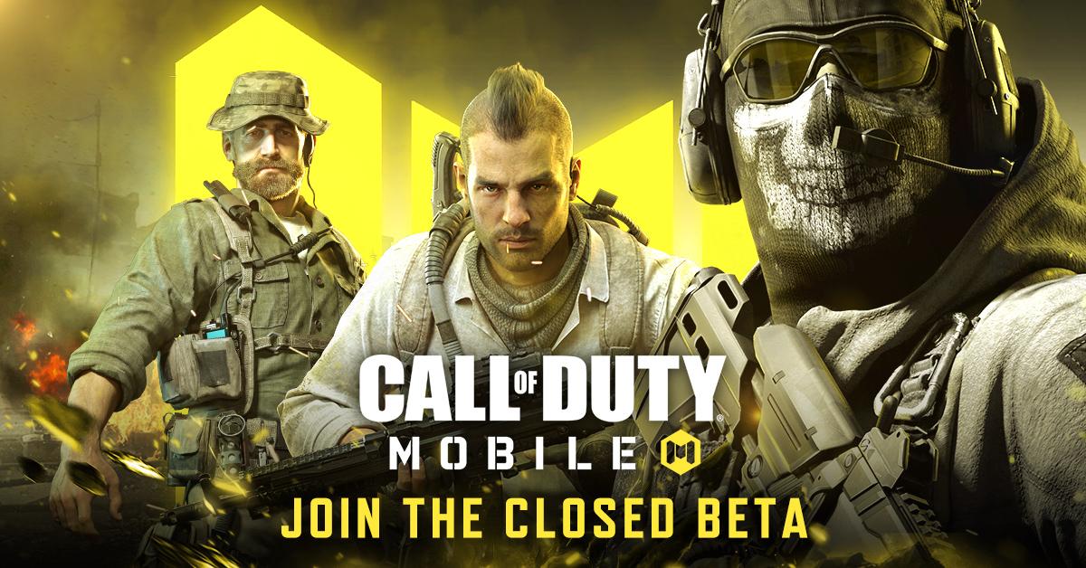 Call of Duty mobile chuẩn bị bước sang giai đoạn Closed Beta, cùng đăng ký nào