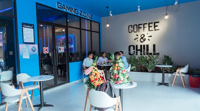 Giải mã lý do khiến mô hình Cafe Mobile Gaming trở thành xu hướng kinh doanh phòng máy