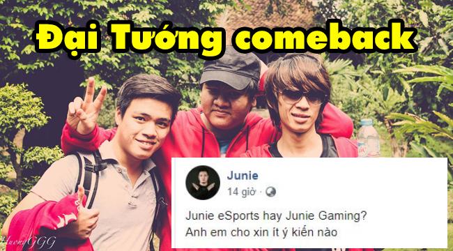 Liên Minh Huyền Thoại: Sau quán net, Junie úp mở việc thành lập team chuyên nghiệp