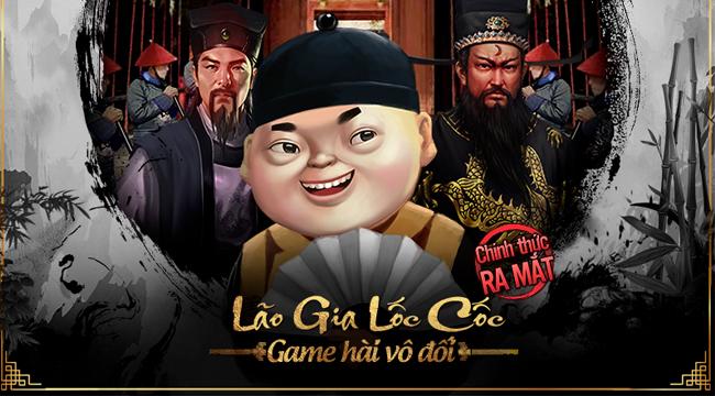 Xemgame gửi tặng 300 giftcode game Lão Gia Lốc Cốc nhân dịp ra mắt