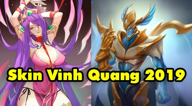 LMHT: Irelia, Aatrox hay Pyke sẽ nhận được trang phục Vinh Quang 2019?