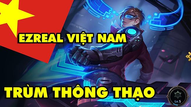 BOY ONE CHAMP EZREAL nhiều Điểm Thông Thạo nhất server LMHT Việt Nam
