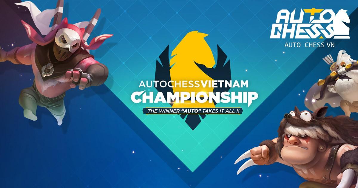 """Giải đấu """"khổng lồ"""" đầu tiên của Auto Chess VN sẽ diễn ra từ ngày mai 22/09"""