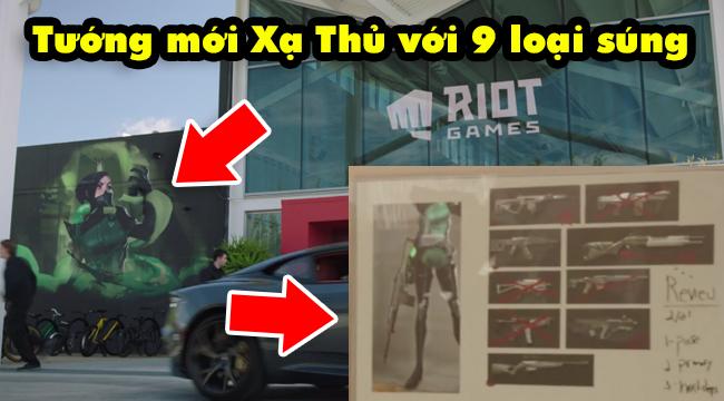 LMHT: Riot Games vô tình để lộ thông tin vị tướng Xạ Thủ mới với 9 loại súng khác nhau