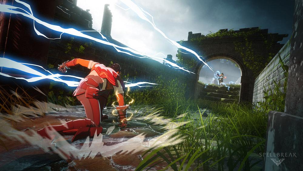 Spellbreak – thêm một game Battle Royale bắn phép chất lượng để bạn thử qua