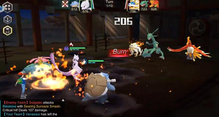 Monster Explore – game Pokemon mang đến nền đồ họa cực kì chân thực