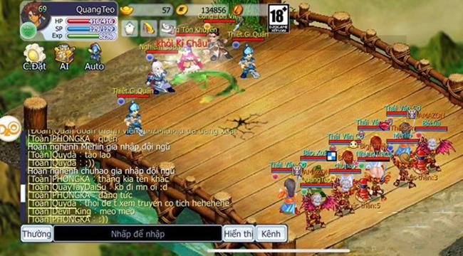 Gặp không ít trắc trở để thử qua TS Online Mobile, game thủ vẫn không ngừng cày cuốc