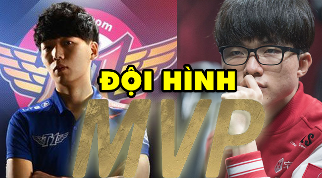 LMHT: Đội hình Siêu Xayda với sự góp mặt của 5 game thủ đạt MVP tại các kỳ CKTG