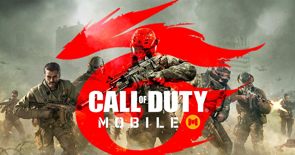 Call of Duty mobile bất ngờ được Garena mở tải về cho khu vực Việt Nam