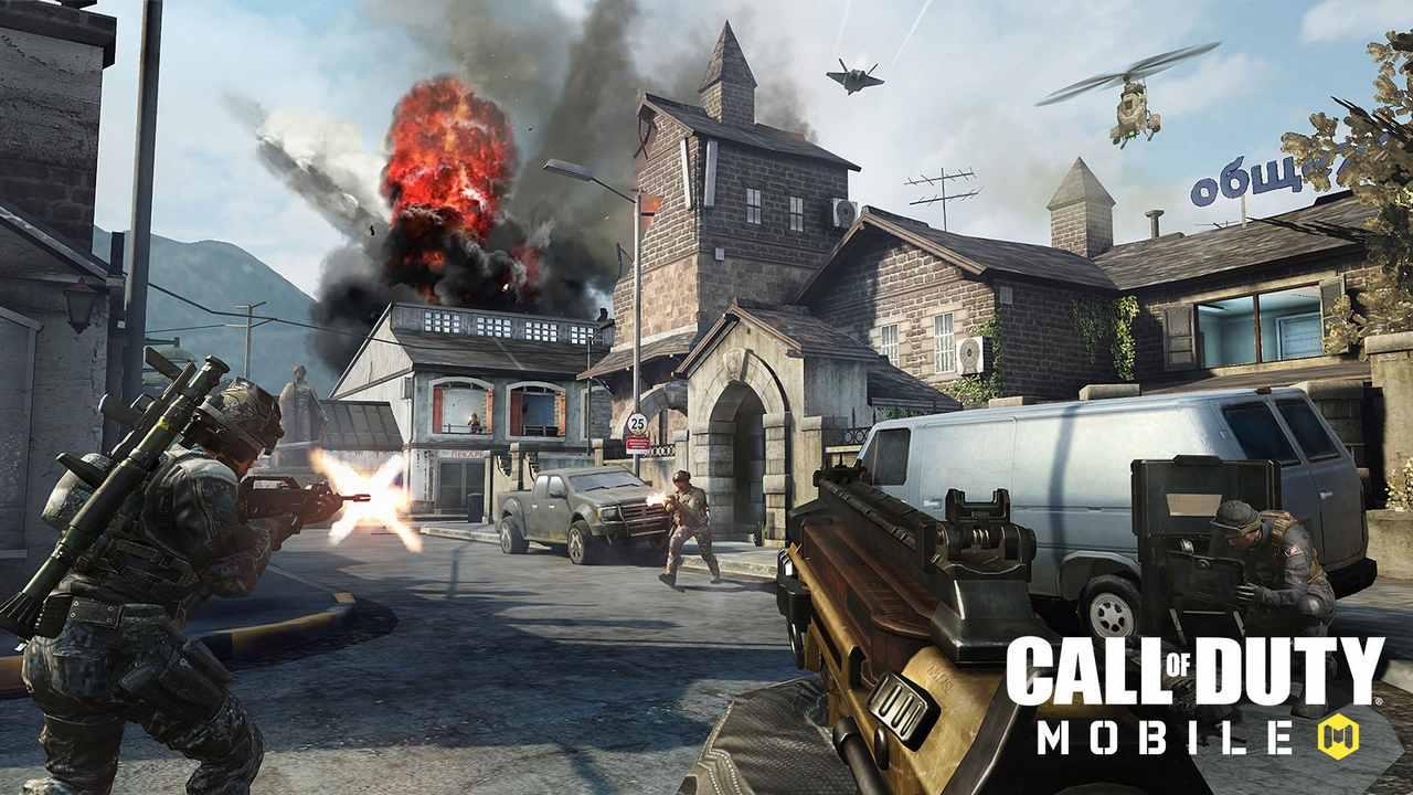 Tổng hợp các loại Scorestreaks – con át chủ bài để chiến thắng trong Call of Duty mobile