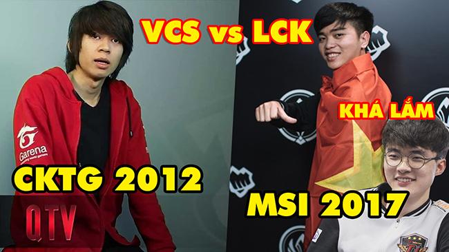 TOP 7 trận đấu LỊCH SỬ giữa 2 nền LMHT Việt Nam và Hàn Quốc – Cơ hội nào cho Lowkey Esports?
