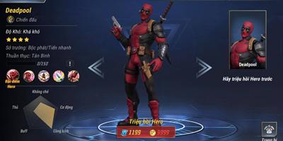 Marvel Super War – MOBA mobile chính chủ Marvel sắp ra mắt chính thức?