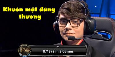 LMHT: Bạn có biết người chơi tệ nhất trong lịch sử các kỳ CKTG?