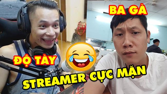 TOP 6 Streamer siêu lầy lội và bá đạo nhất làng game thủ Việt Nam: Thầy Giáo Ba, Độ MixiGaming,…