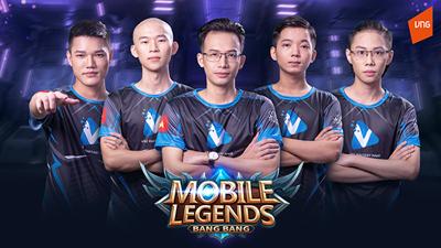 Danh sách tuyển thủ Mobile Legends: Bang Bang VN tham dự SEA Games 30