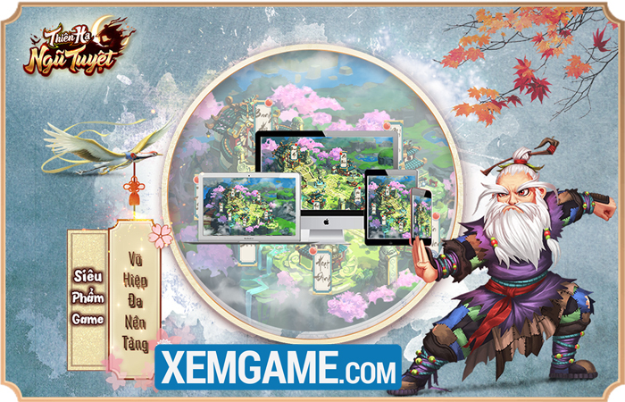Thiên Hạ Ngũ Tuyệt H5 | XEMGAME.COM