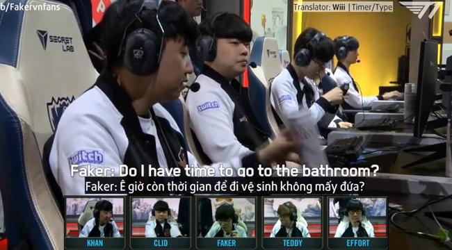 LMHT: SKT T1 đăng video call team, fan bất ngờ về sự bình tĩnh đến kinh ngạc