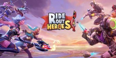 Ride Out Heroes quốc tế bất ngờ cấm IP Việt, lý do vì sao?