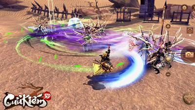 Xemgame tặng 1000 giftcode game Cửu Kiếm 3D Mobile nhân dịp game ra mắt
