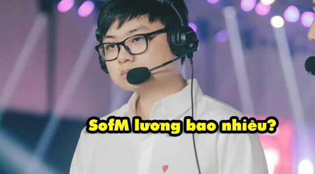 Liên Minh Huyền Thoại: Hé lộ mức lương khủng của SofM – Lý do anh chàng không quay trở về Việt Nam