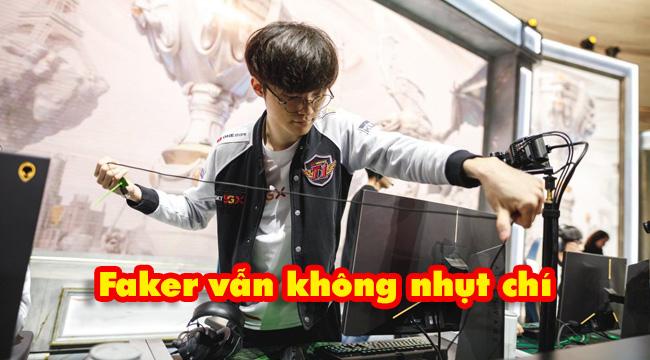 """SKT Faker: """"G2 đã trở thành đội tuyển mà tôi thực sự muốn đánh bại. Lần tới, tôi chắc chắn sẽ đánh bại họ"""""""