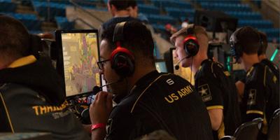 Quân đội Mỹ thành lập đội tuyển Esports để huấn luyện chiến thuật trực tuyến