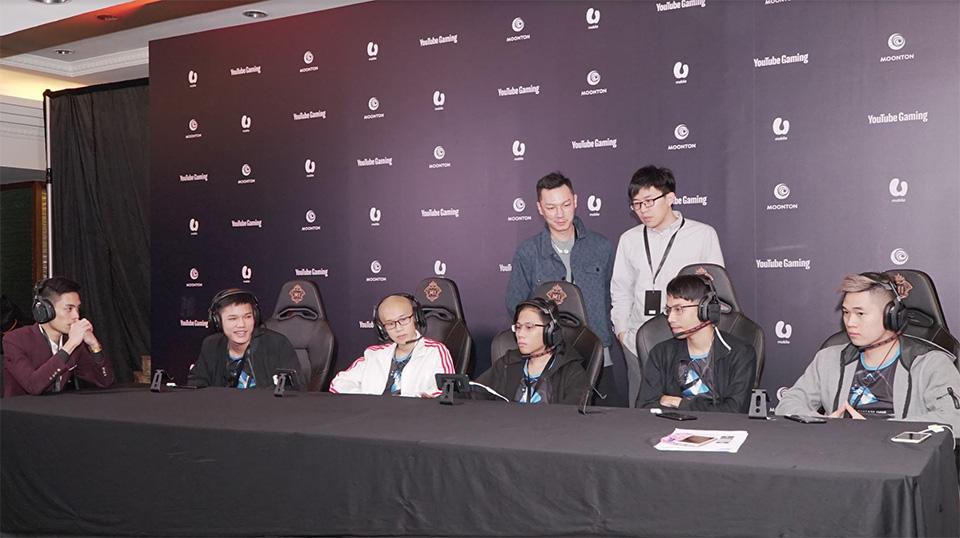 Đồng hành cùng tuyển Mobile Legends: Bang Bang Việt Nam tham dự giải đấu M1
