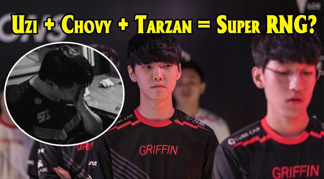 LMHT: Rộ tin đồn RNG sẽ chiêu mộ Tarzan và Chovy về đội hình của mình