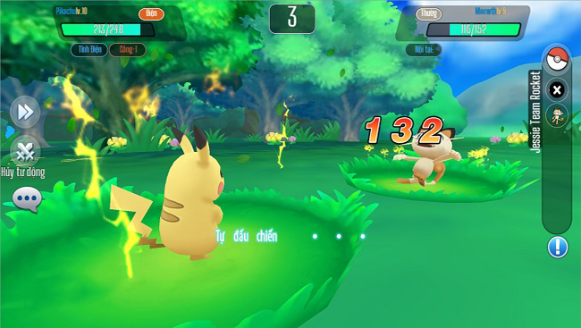 Pokemon Origin mở ra thế giới Pokemon đầy quen thuộc cho người hâm mộ