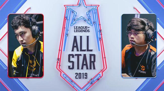 LMHT: Optimus và Levi là 2 tuyển thủ đại diện Việt Nam tham dự All Star 2019
