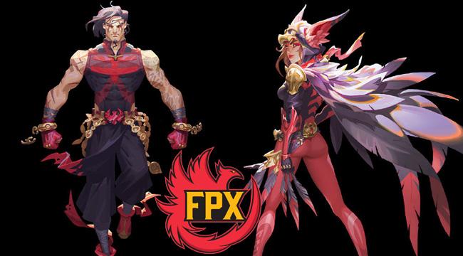 LMHT: Game thủ Trung Quốc làm bộ skin Fun Plus Phoenix sớm ăn mừng
