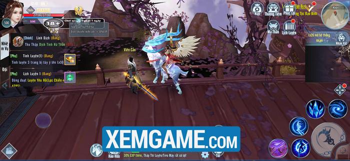 Kiếm Tiên 3D   XEMGAME.COM