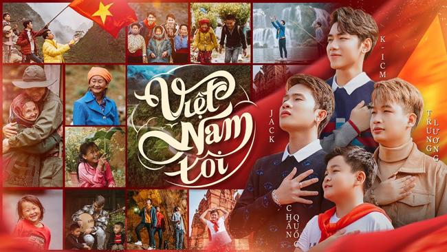 Jack và K-ICM tung MV mới cổ vũ đội tuyển Mobile Legends Việt Nam