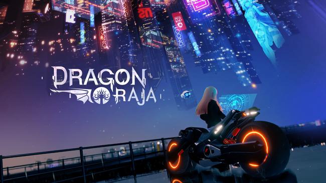 Dragon Raja – MMORPG mobile đẹp lòi mắt chuẩn bị có phiên bản tiếng Anh