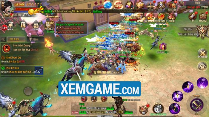 Kiếm Động 3D | XEMGAME.COM