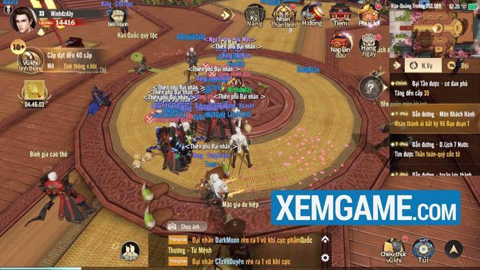 Tần Mỹ Nhân Gamota | XEMGAME.COM