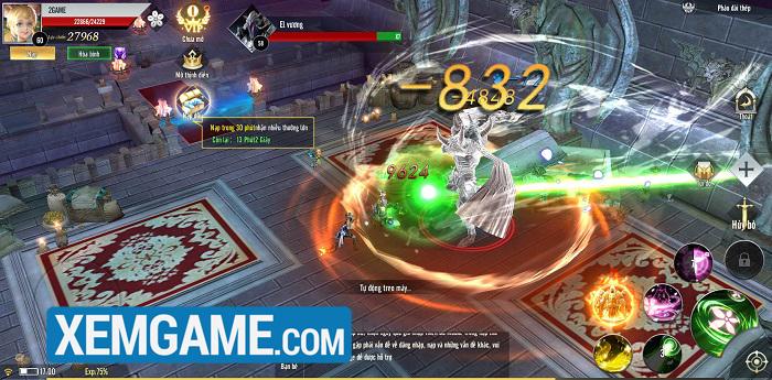 Thiên Sứ Mobile | XEMGAME.COM