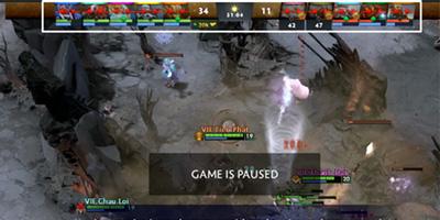 Dota2: Liên tục mất điện, pause game triền miên tại Sea Games 30