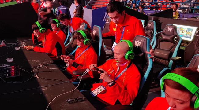 SEA Games 30 : Đoàn VN dừng chân tại các hạng mục Starcraft II, Hearthstone và Mobile Legends: Bang Bang