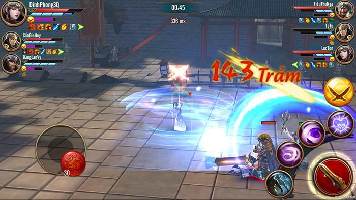 Đỉnh Phong Tam Quốc xuất hiện giải đấu Thiên Hạ Hội Võ đầy quy mô