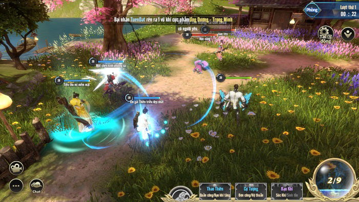 Cơ chế chiến đấu lạ của Tần Mỹ Nhân Mobile khiến game thủ đau đầu tìm hiểu